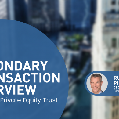 PE1 Secondary Transaction Overview