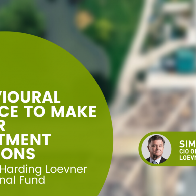 Using behavioural finance to make better investment decisions