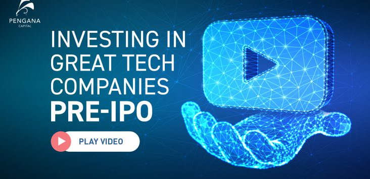 Investing in great tech companies Pre-IPO