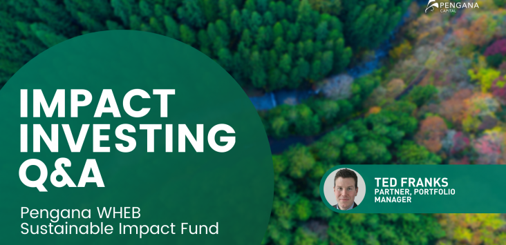 How to think about Impact Investing. A Q&A with Ted Franks