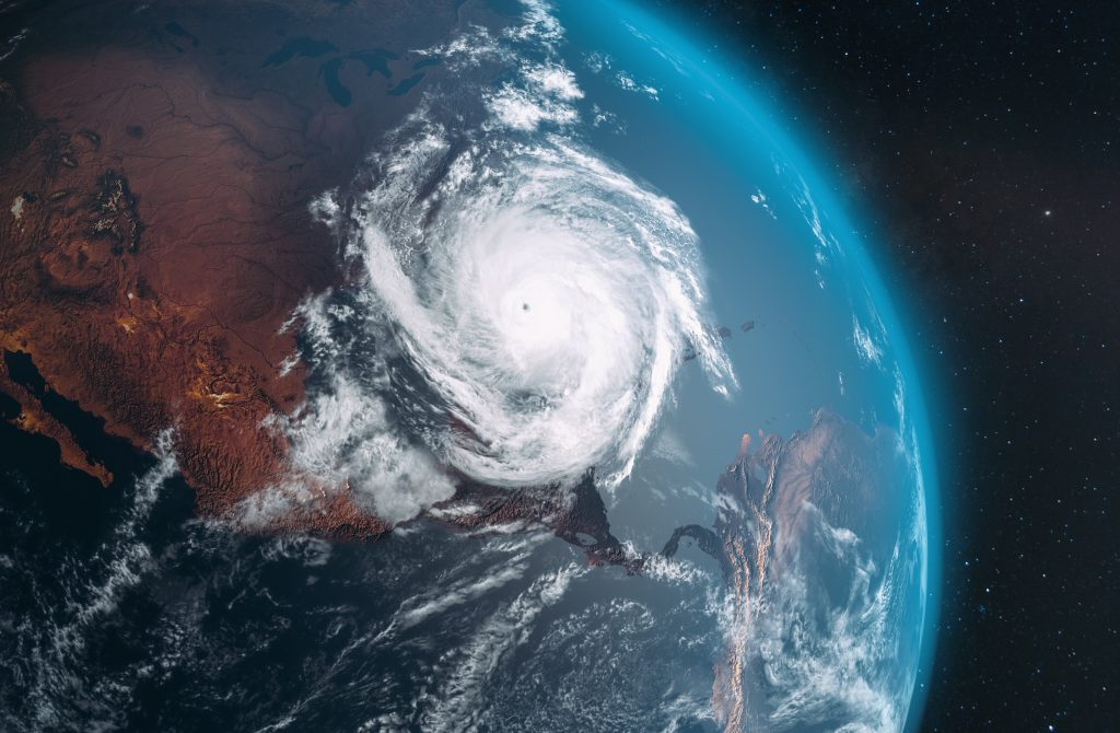 Extreme weather – a wake-up call on climate mitigation and adaptation